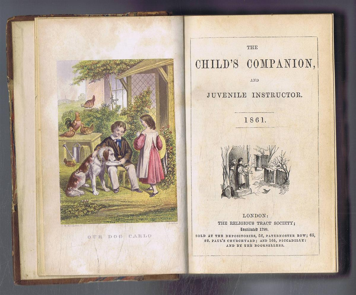 Image for The Child's Companion and Juvenile Instructor 1861