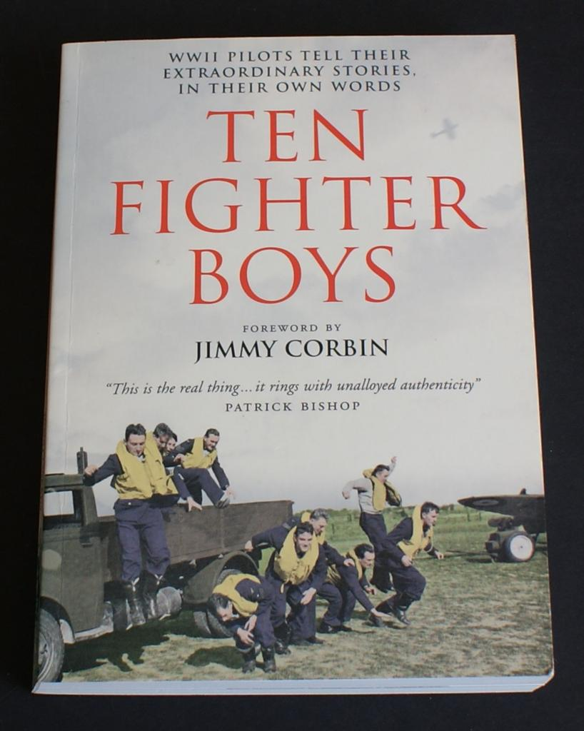 Image for Ten Fighter Boys