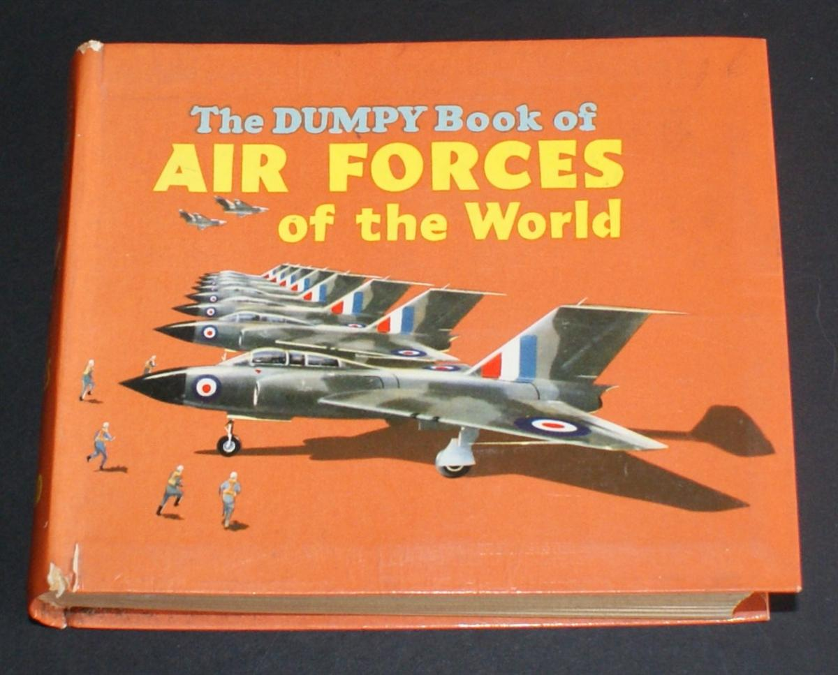Image for The Dumpy Book of Air Forces of the World